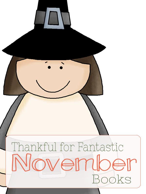 Favorite November Kids Books