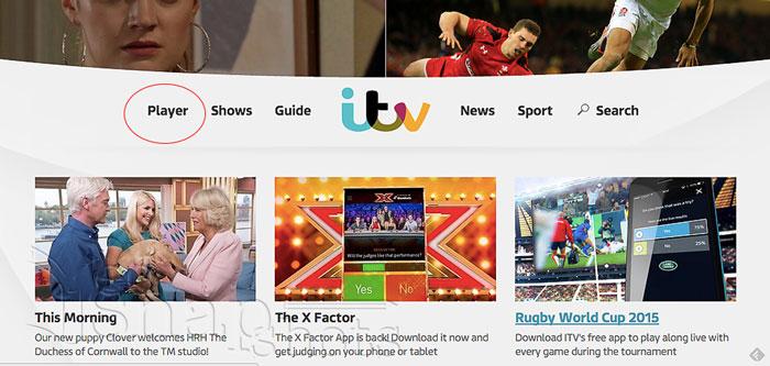 ITV-Page