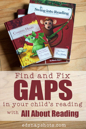 Find and Fix the Gaps in Your Child's Reading with All About Reading