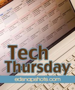 Tech Thursday pin | Everyday Snapshots