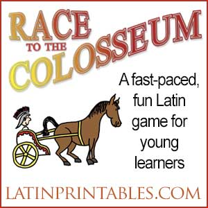 Race to the Colosseum - Set 2