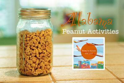 Alabama Peanut Activities