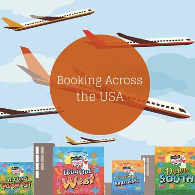 Booking Across the USA: Alabama Peanut Activities