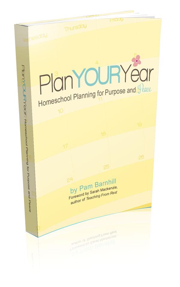Homeschool Planning eBook