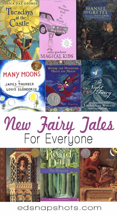 New Fairy Tales for Kids and Grownups Alike