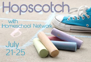 iHomeschool Network Hopscotch July 2014
