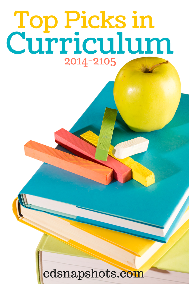 Curriculum Picks 2014 Homeschool Planning