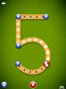 Learn to Write Numbers Letter School App