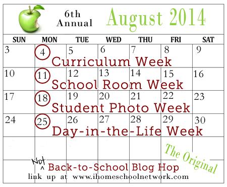 Five Fantastic Homeschool Room Hacks - Blog Hop