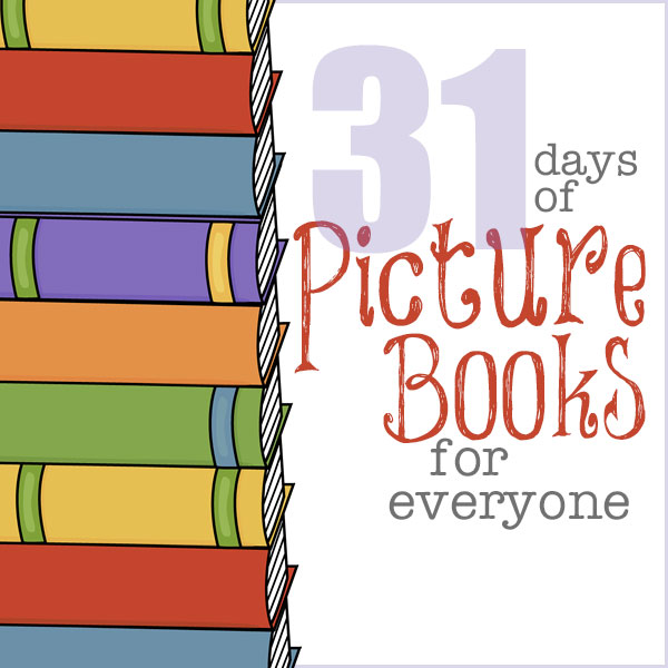 31 Days of Kids' Books for Everyone