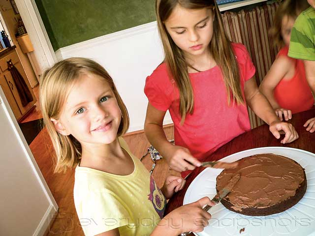 US Geography Study Pennsylvania Chocolate Cake Activity