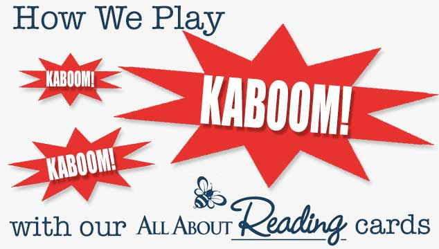 All About Reading KABOOM