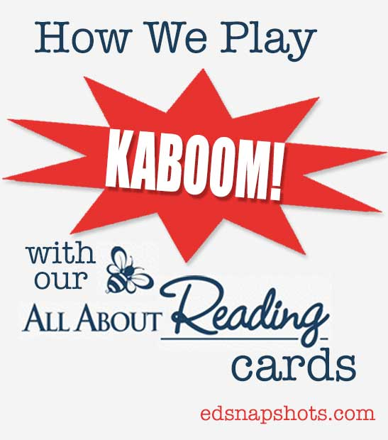 Games with All About Reading