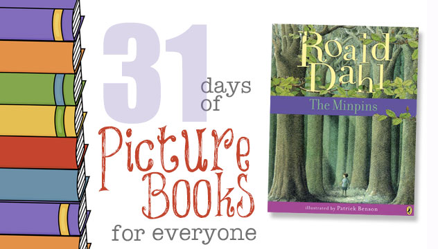 The Minpins: 31 Days of Picture Books for Everyone