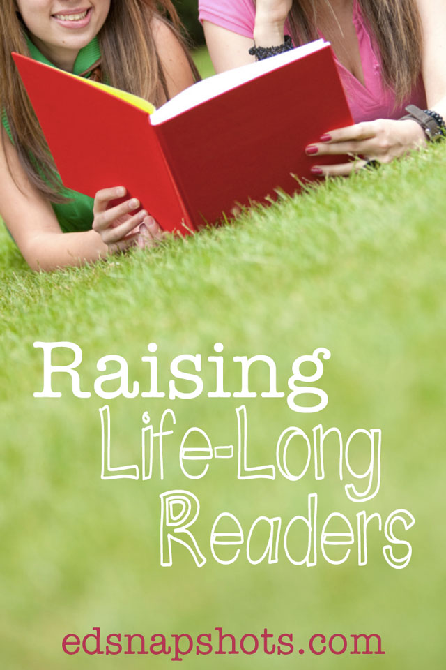 Raising Life-long readers