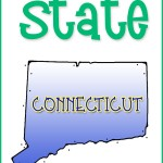 US Geography Connecticut