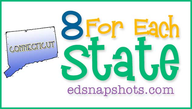 Eight for Each State – Connecticut