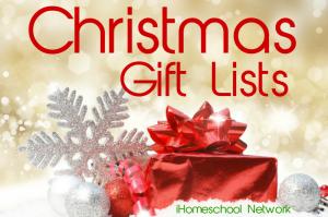 Christmas Gift ListsII iHomeschool Network