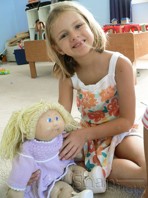 US Geography Cabbage Patch Doll