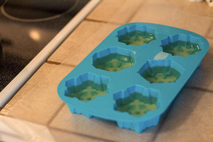 DIY Christmas Gifts Lotion Bars Molds