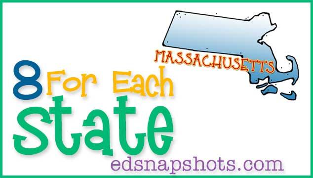 Eight for Each State – Massachusetts