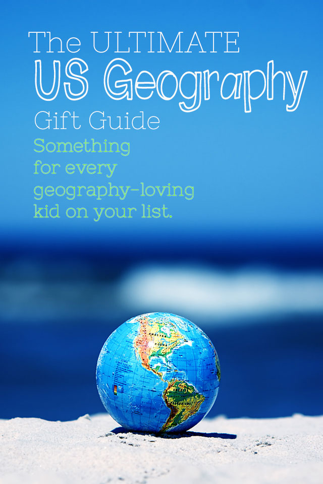 The Ultimate US Geography Gift Guide