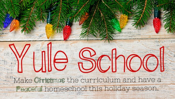 Christmas Learning Activities: Yule School
