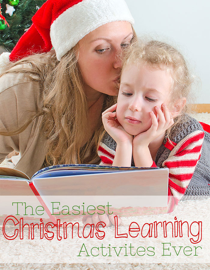 Easy Christmas Activities: Yule School