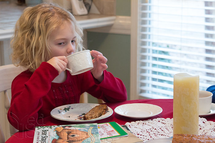 Easy Tips for Poetry Tea Parties Olivia Tea