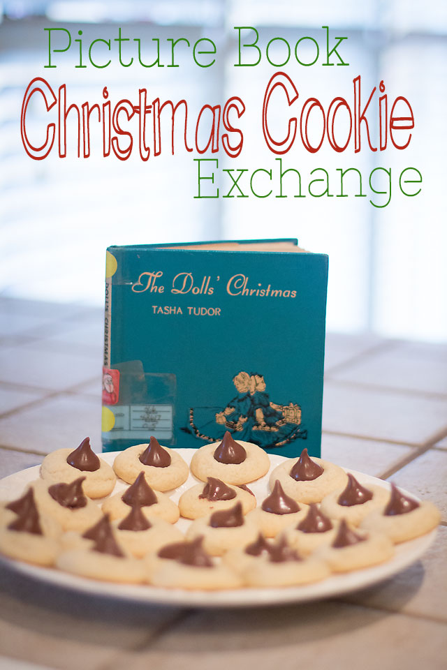 Christmas Picture Book Cookie Exchange