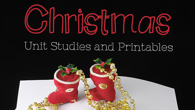 Yule School: Christmas Unit Studies and Printables