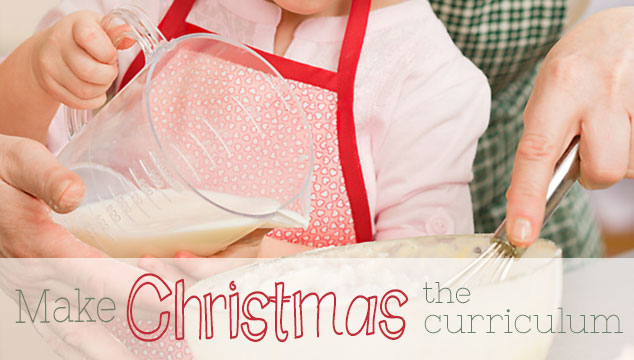 Yule School: Eight Ways to Learn from Christmas Prep
