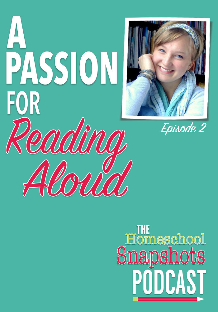 Sarah Mackenzie: A Passion for Reading Aloud