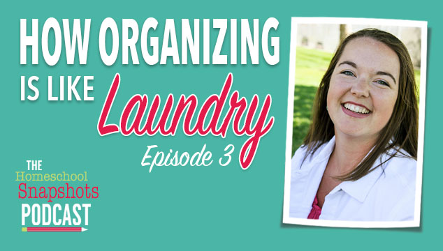 HSP 003 Mystie Winckler: How Organizing is Like Laundry