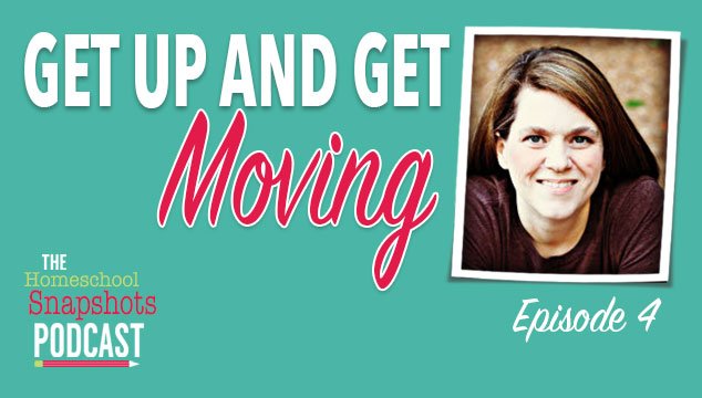HSP 004 Kris Bales: Get Up and Get Moving!