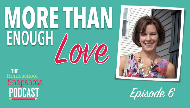 HSP 006 Jen Dunlap: More Than Enough Love