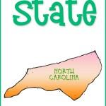 US Geography North Carolina
