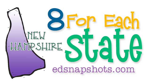 Eight for Each State – New Hampshire