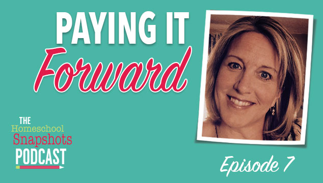 HSP 007 Mary Prather: Paying it Forward