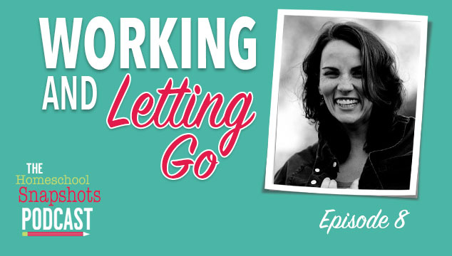 HSP 008 Dianna Kennedy: Working and Letting Go