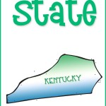 US Geography Kentucky