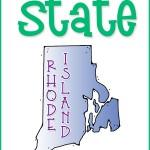 US Geography Rhode Island