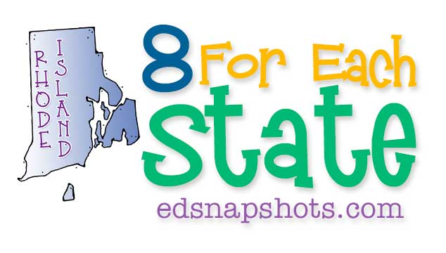 Eight For Each State – Rhode Island