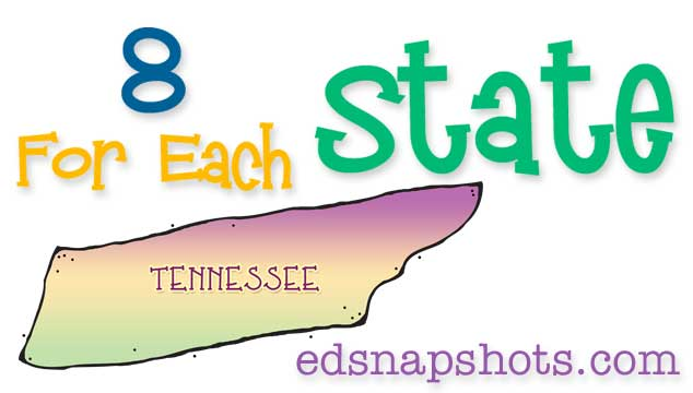 Eight for Each State – Tennessee