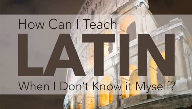 How to teach Latin in your homeschool feature