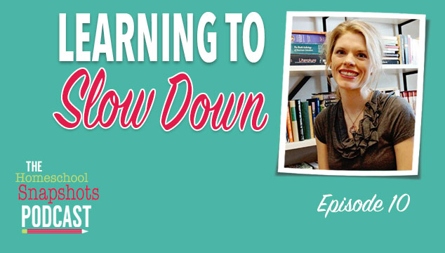 HSP 010 Allison Burr: Learning to Slow Down