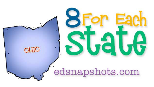 Eight for Each State – Ohio