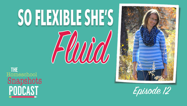 HSP 12 Jamie: So Flexible She's Fluid