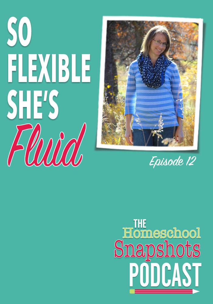 HSP 12 Jamie: So Flexible She's Fluid