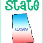 US Geography Alabama
